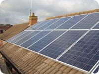 Installation Solar PV