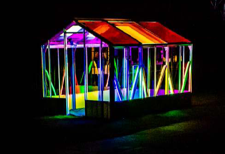Harrogate Company E Luminates Cambridge Light Festival